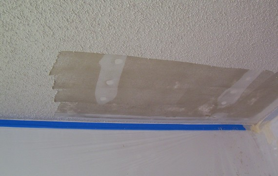 Peck drywall and painting melbourne viera indialantic for How to remove popcorn ceiling without water