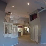Interior Painting 8 colors and 1 townhouse in Melbourne,Florida