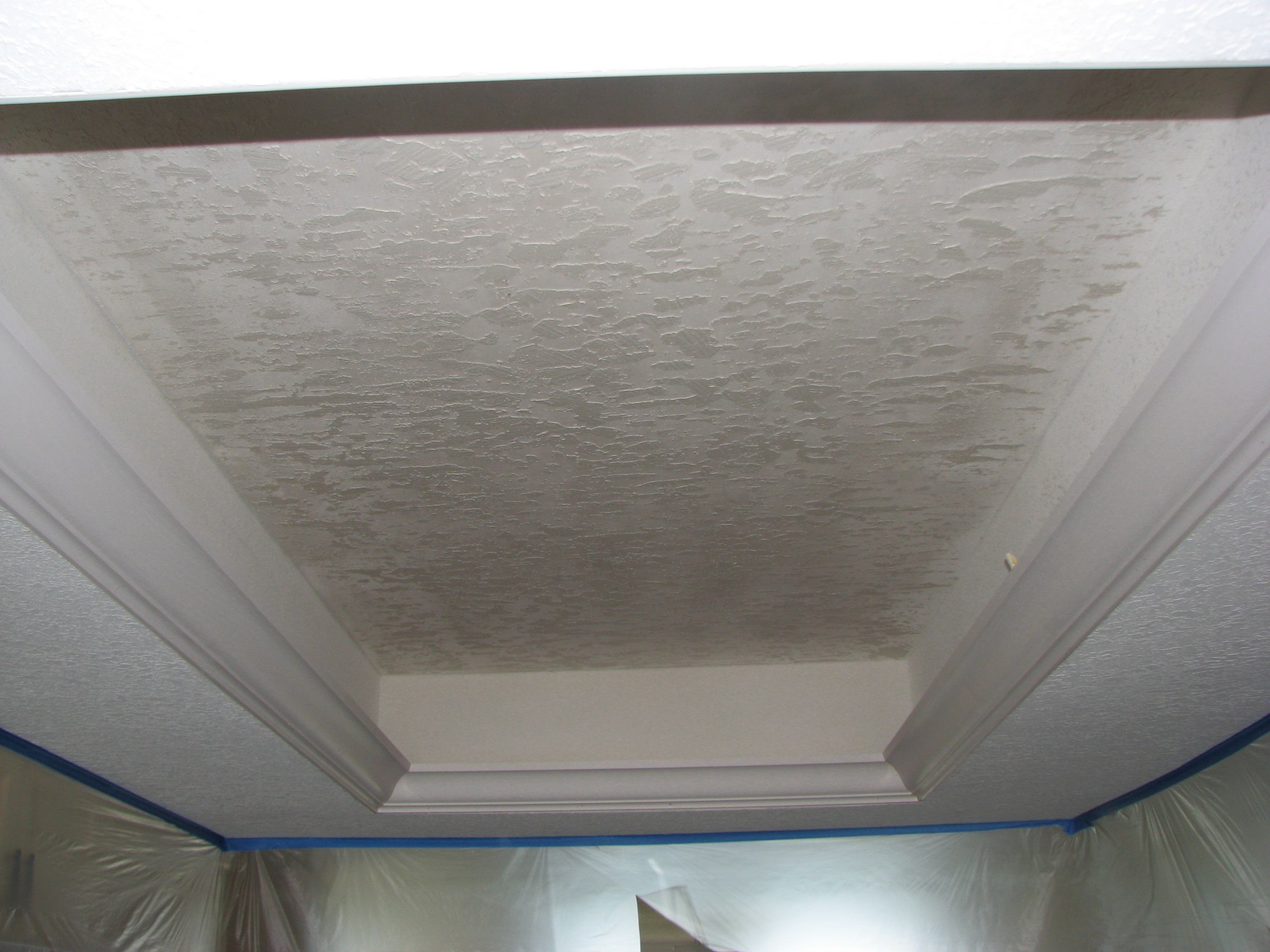 Condo Drop Ceiling Transformed Into A Lighted Trey Project Showcase Diy Chatroom Home Improvement Forum