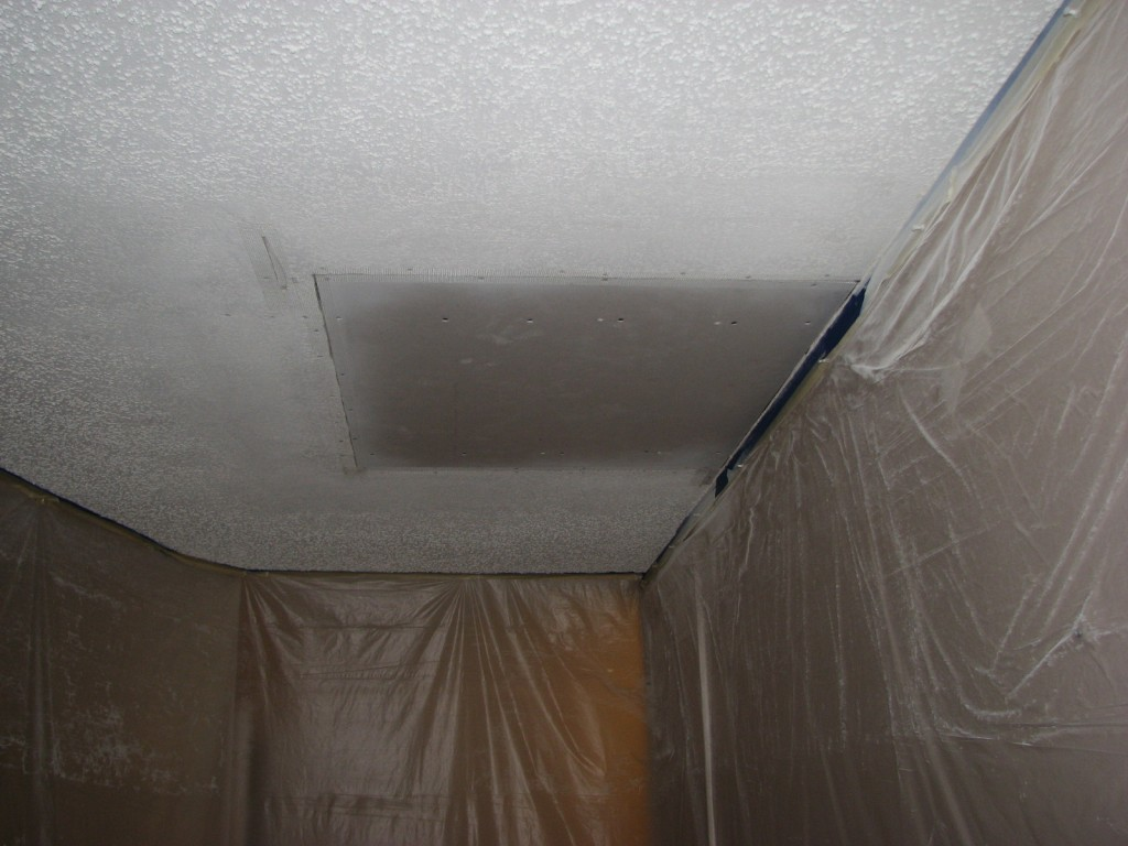 Drywall Installed