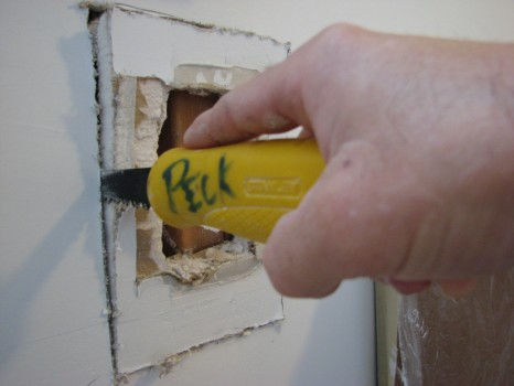 Water Damaged Drywall Repair- Melbourne