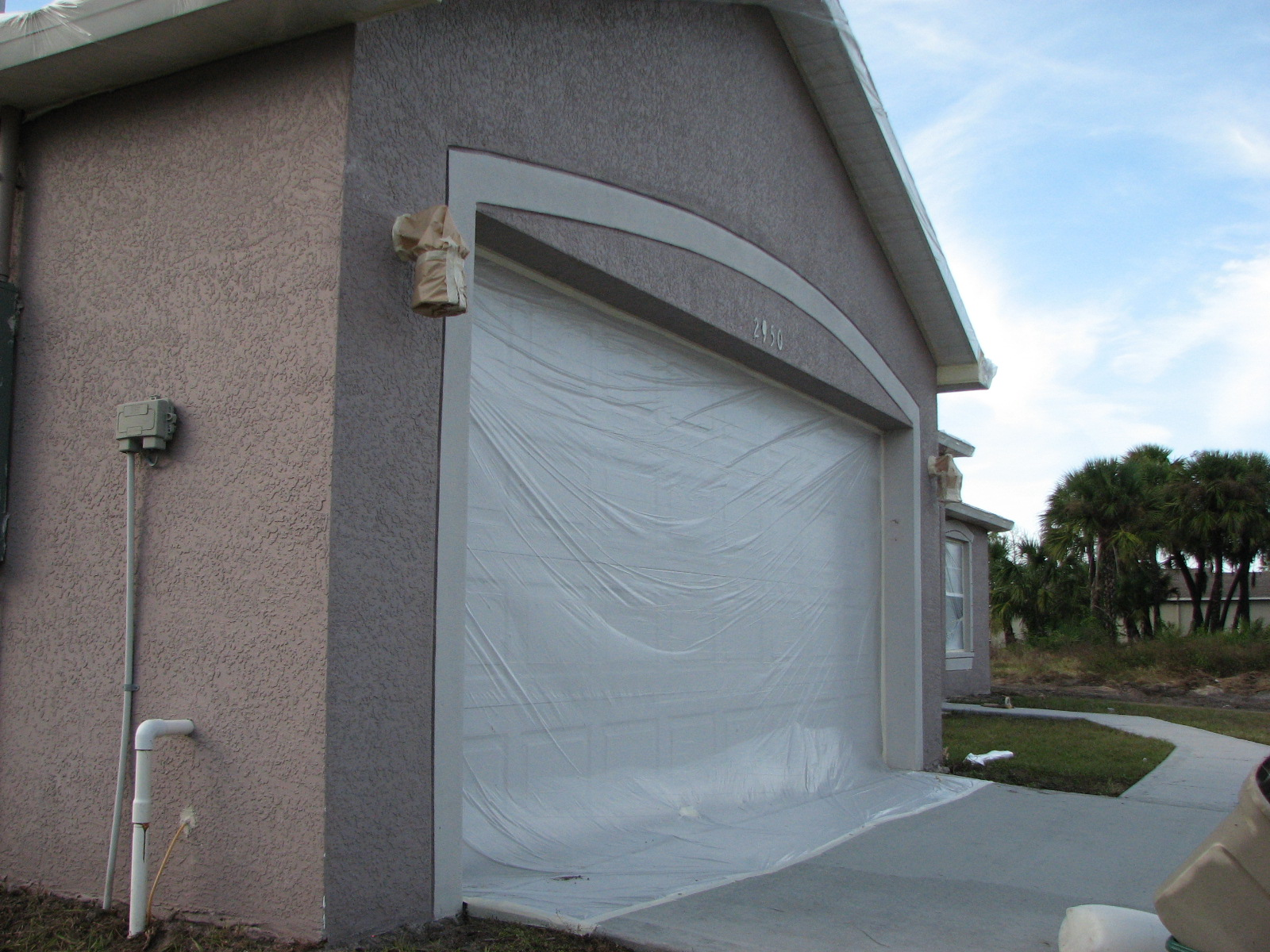 Palm Bay- Exterior Painting