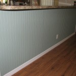 Beach House – Wainscoting Bead Board in Cocoa Beach, Florida