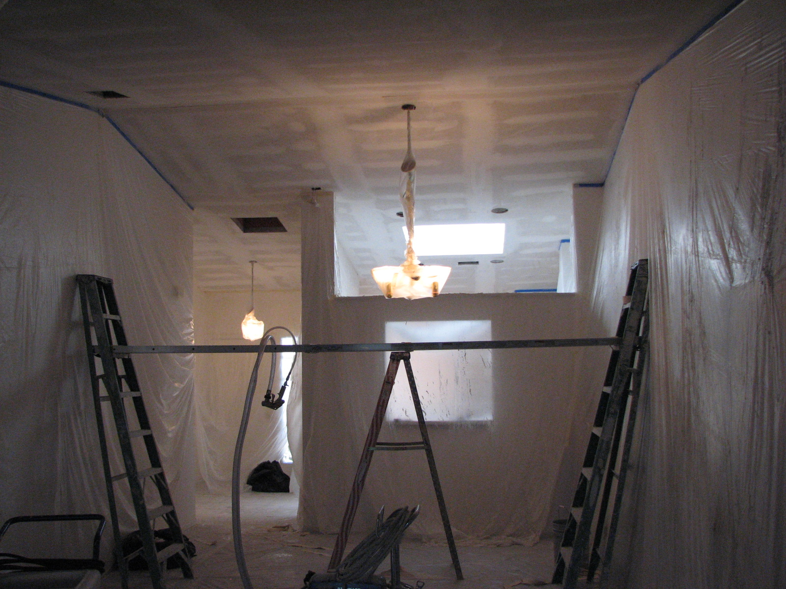 Brevard County Popcorn Ceiling Removal Knockdown Texture