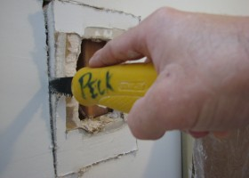 Repair Drywall – No job to small