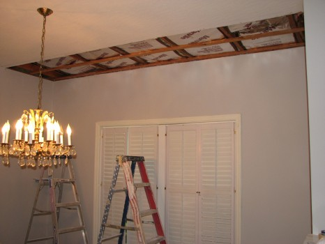 Indialantic-Water Damage-Ceiling-Drywall-Cutout-2