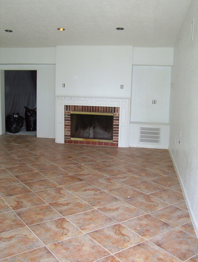 Melbourne Beach Townhouse Remodel- Knockdown Texture-After Photo