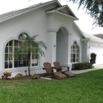 Merritt Island FL | Exterior House Painting Project by: Peck Painting