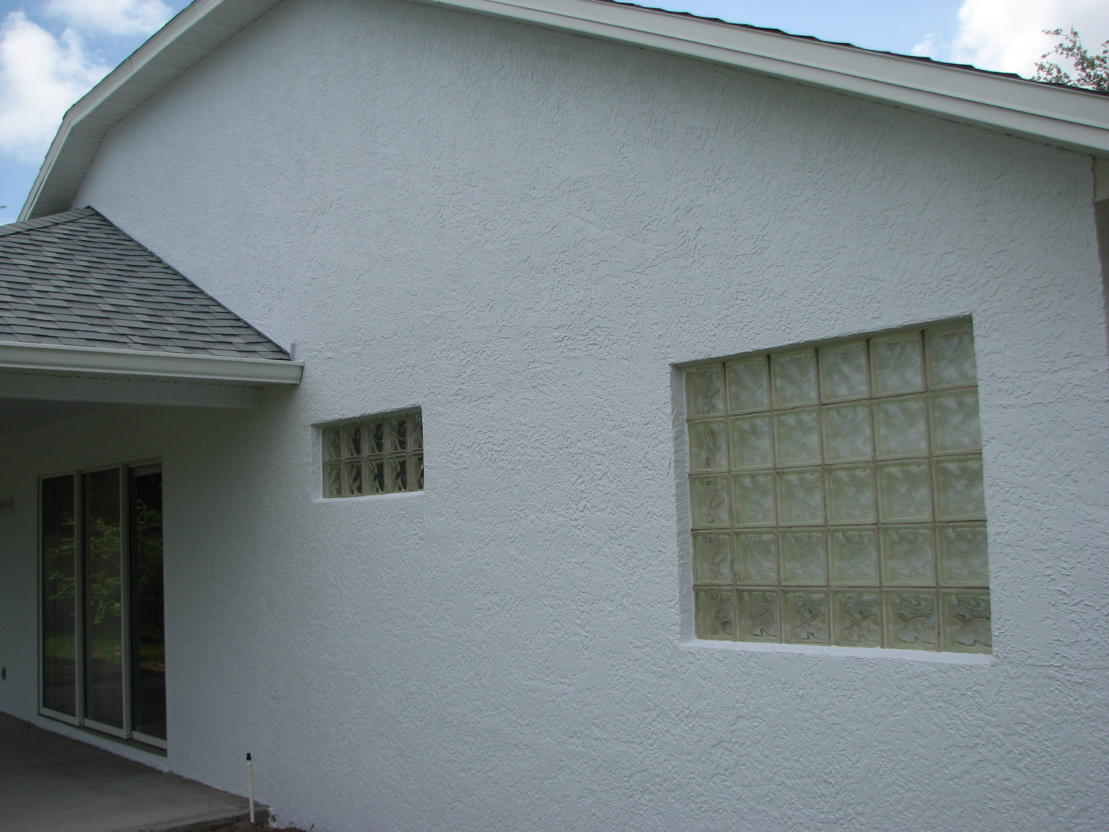 Exterior Painting- Back- After Photo