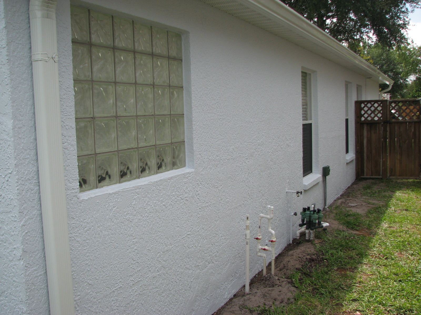 Exterior Painting- Side- After Photo