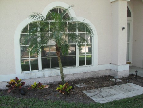 Merritt Island Exterior Painting Stucco- Before Photo