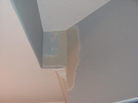 Corner Tape - Drywall Repair - Orange Peel Texture