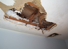 Water Damage Restoration and Water Damage Repairs