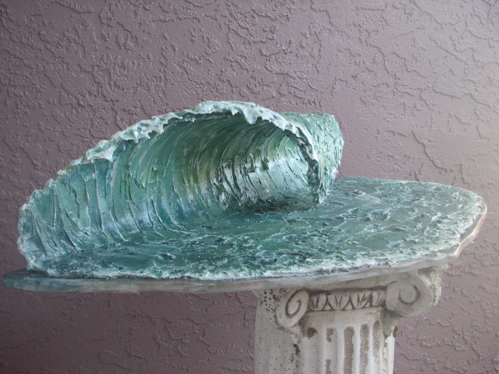 Wave Sculpture