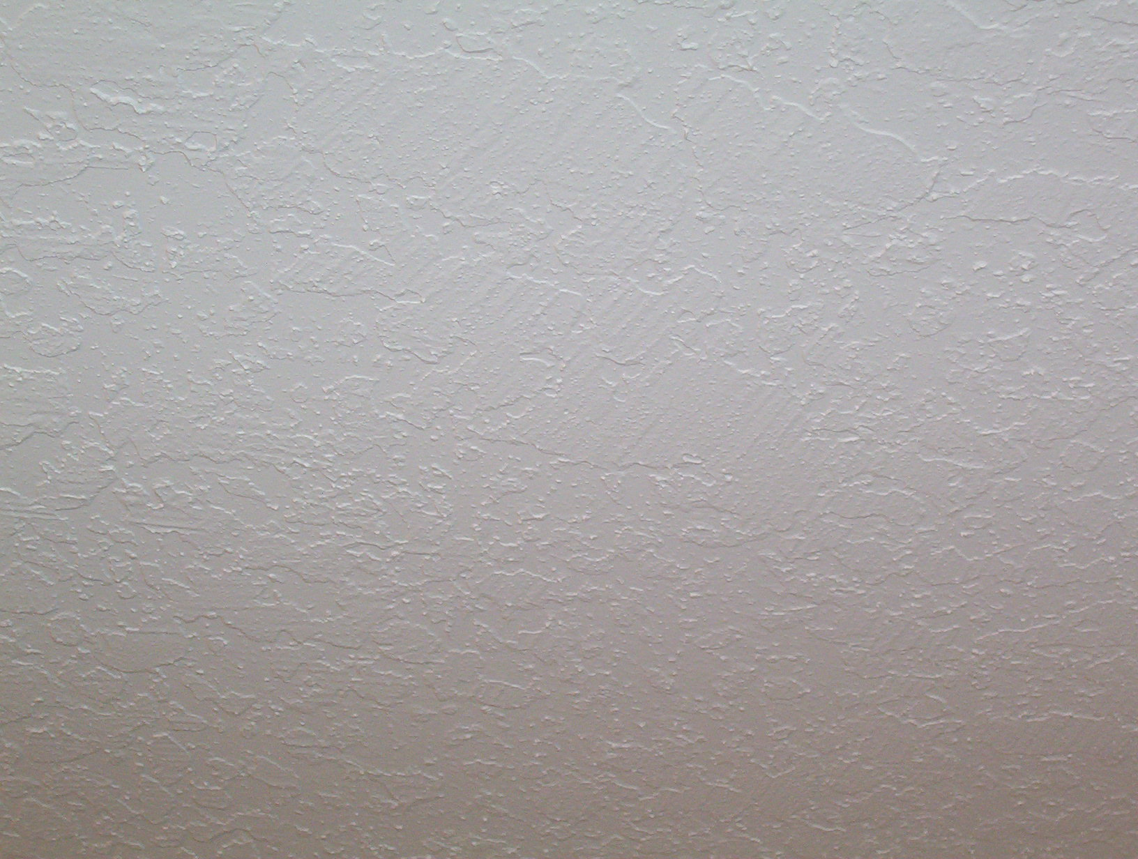 Skip trowel textured ceiling painted for Popular drywall textures