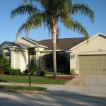 Suntree-Viera-House-Painting-Before