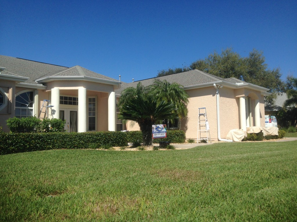 Rockledge- Exterior Painting