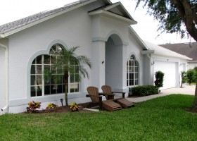 Painter in Merritt Island