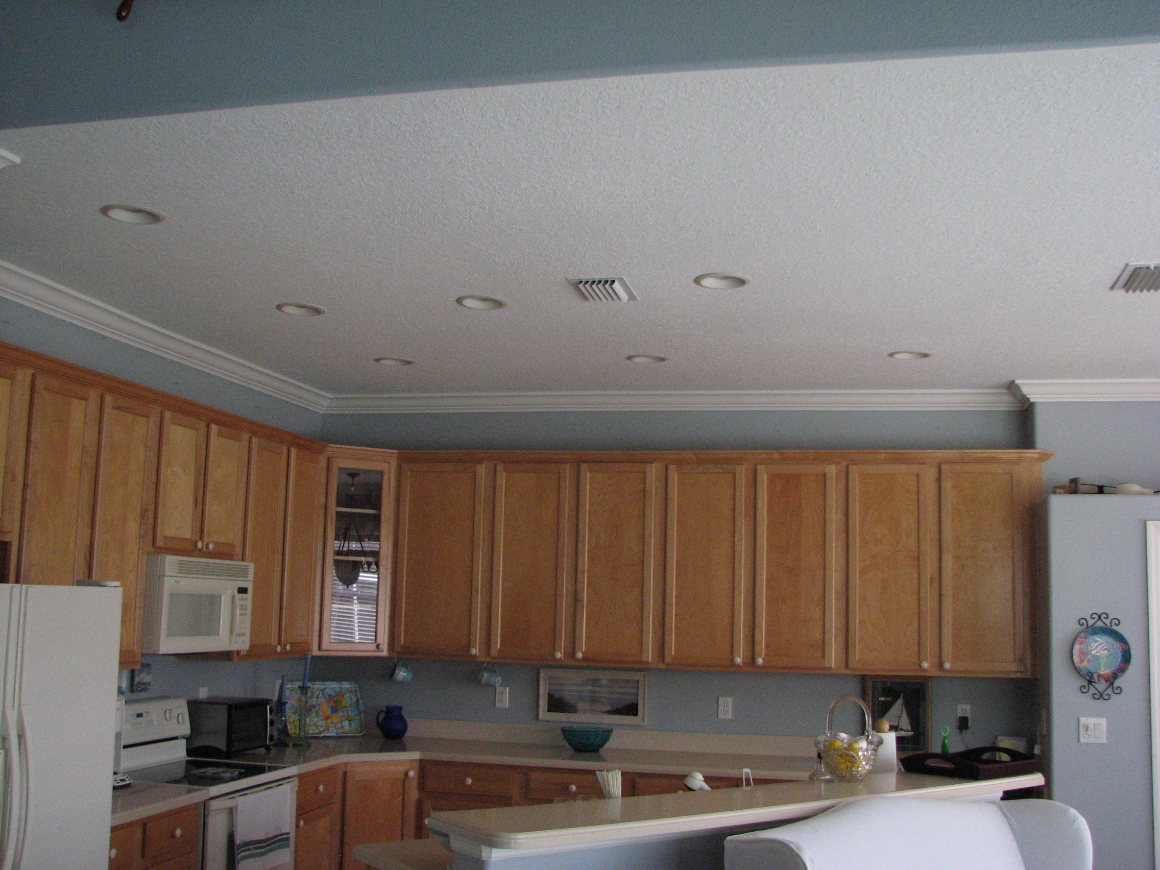Rockledge interior painting and kitchen remodel