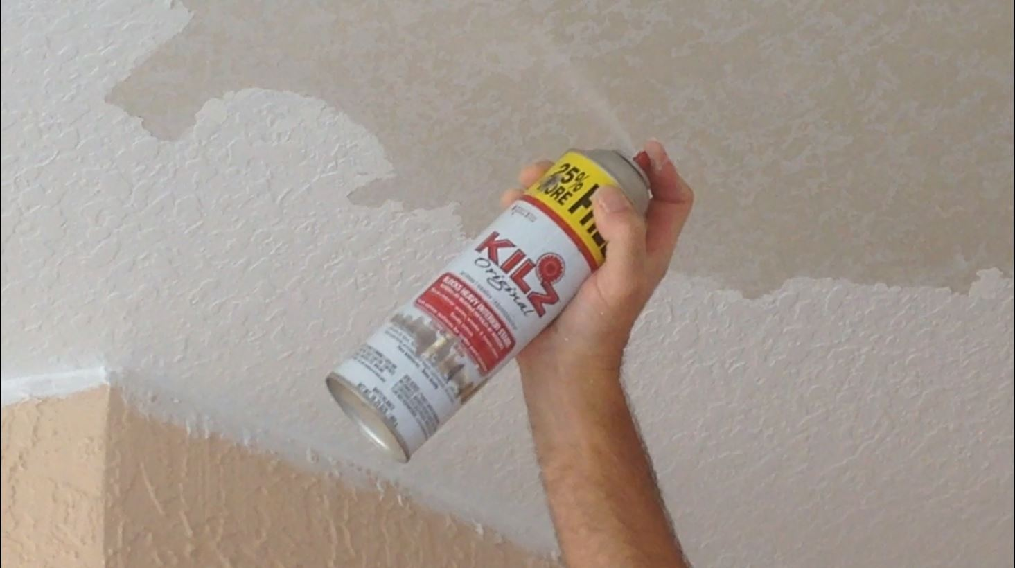Kilz-Oil  Base Primer-Spray Can