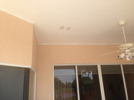 Rockledge Exterior-ceiling bubble