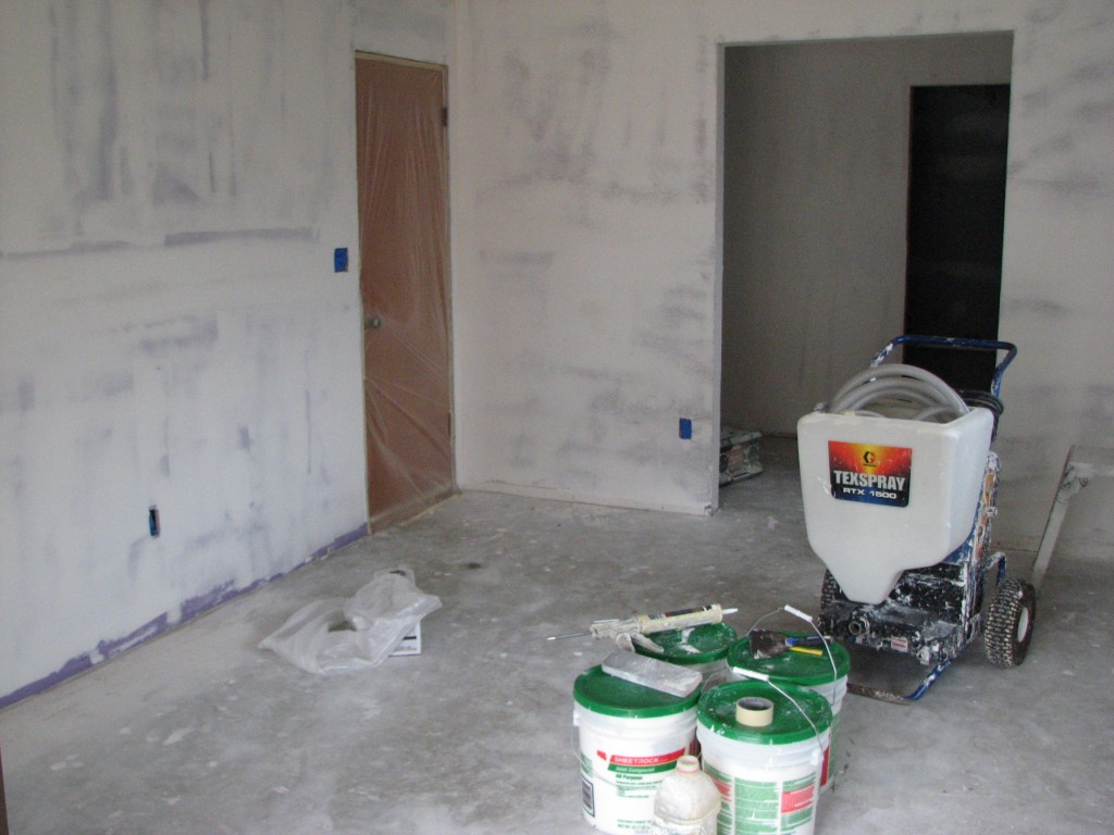 soundbreak xp drywall- level-four finish