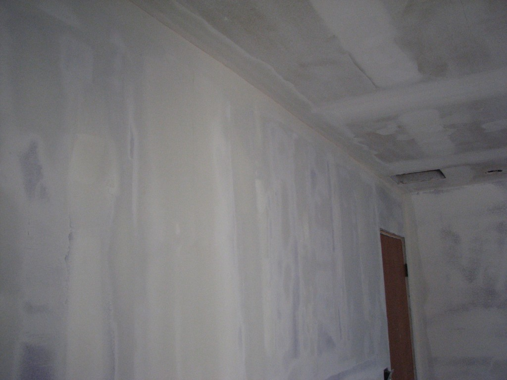 soundproofing drywall skim coated