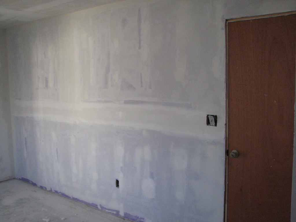 soundproofing drywall skim coated-3