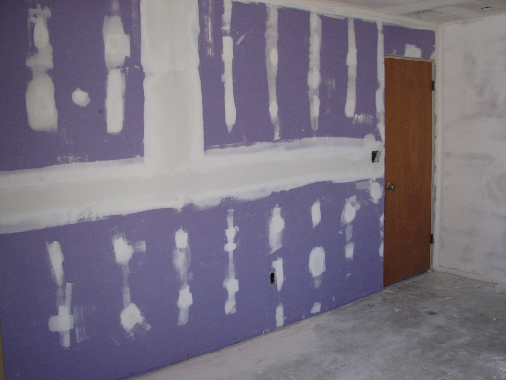 Soundbreak drywall finishing- Level 3