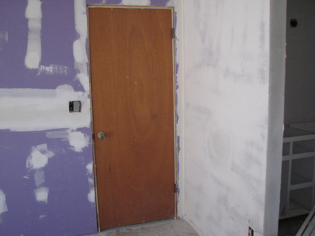 Sound dampening drywall finishing