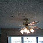 Cocoa Beach Popcorn Ceiling is Falling Down!