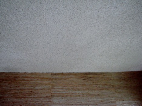 Cocoa Beach popcorn ceiling texture crack- After photo