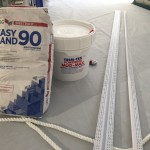 The Rope Trick – Trim Tex Architectural Reveal Bead Installation