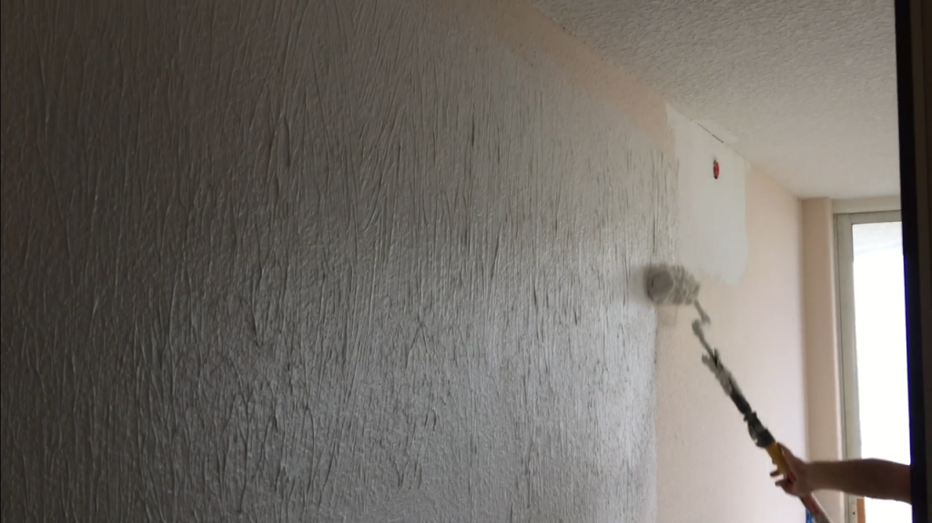 How to skim coat dtywall with the paint roller method