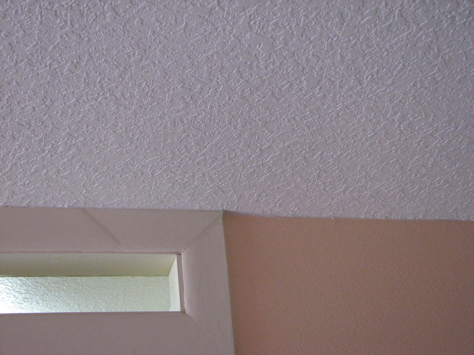 Popcorn Ceiling Repaired Removed And Textured Knockdown