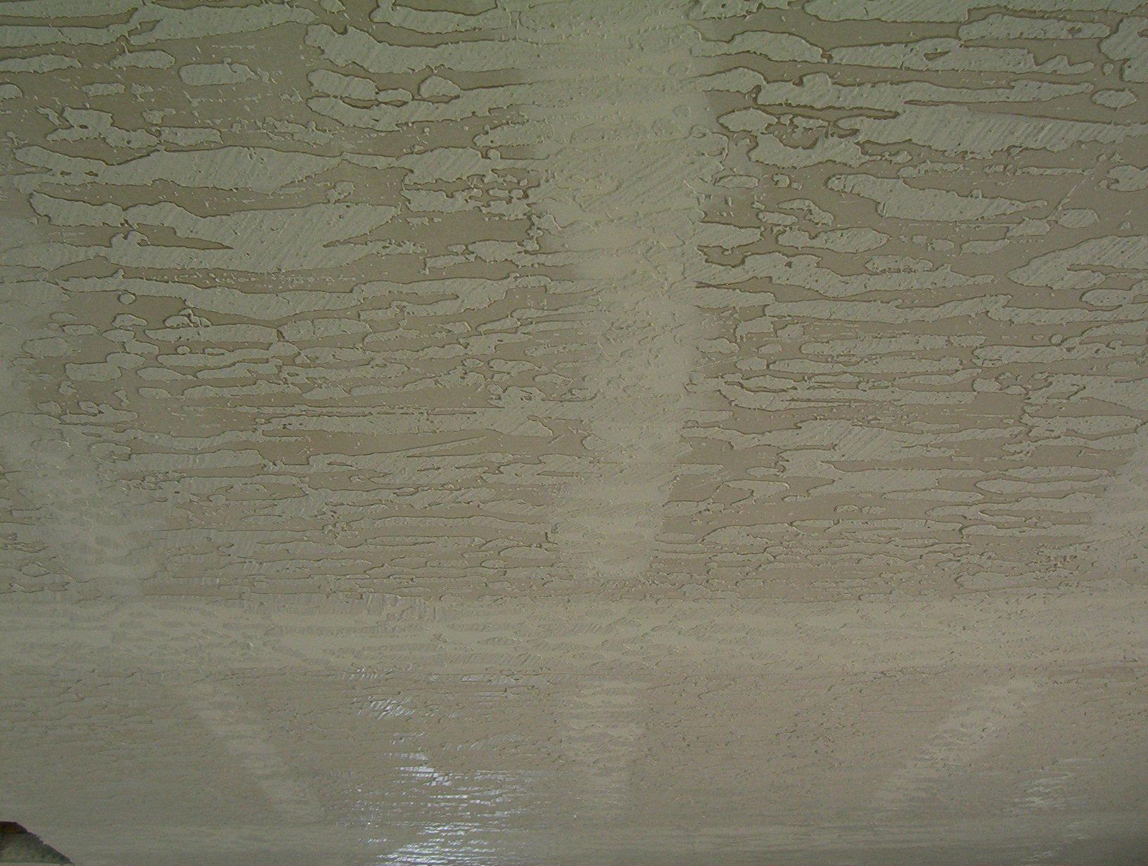Skip Trowel Texture New Drywall