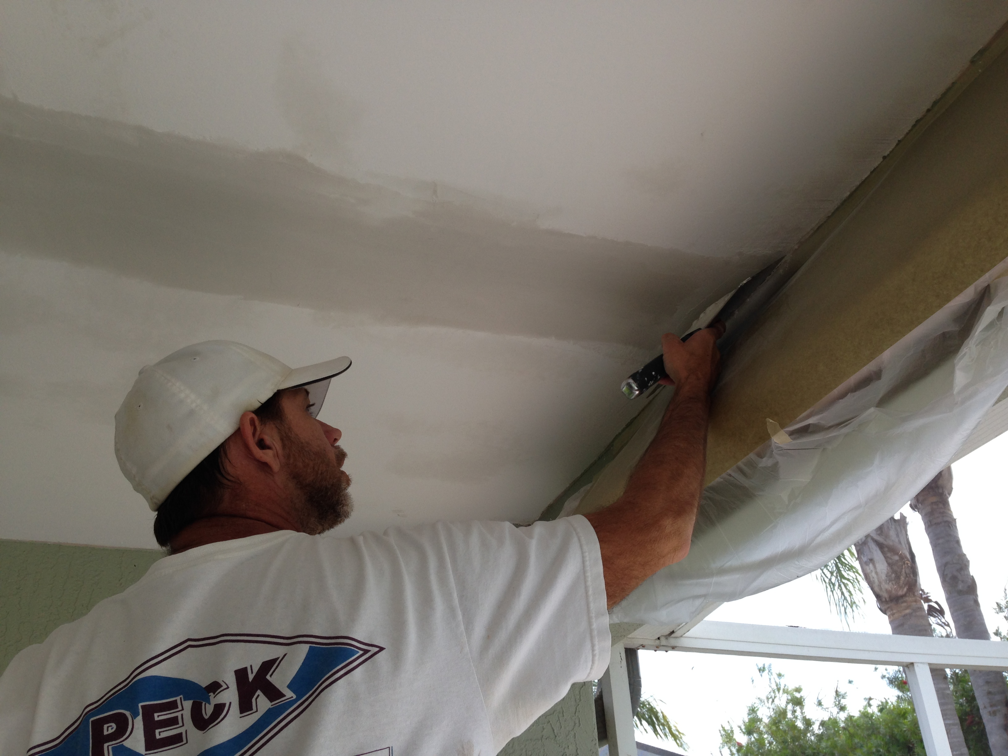 Drywall Ceiling Paper Tape Joints