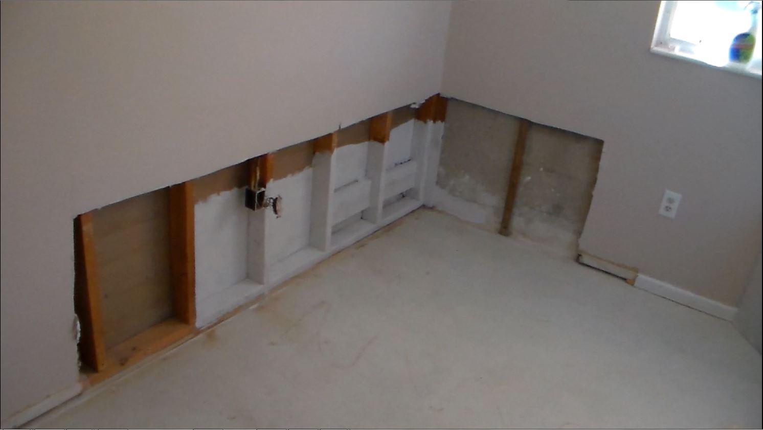 Brevard County Water Damage Drywall Repair